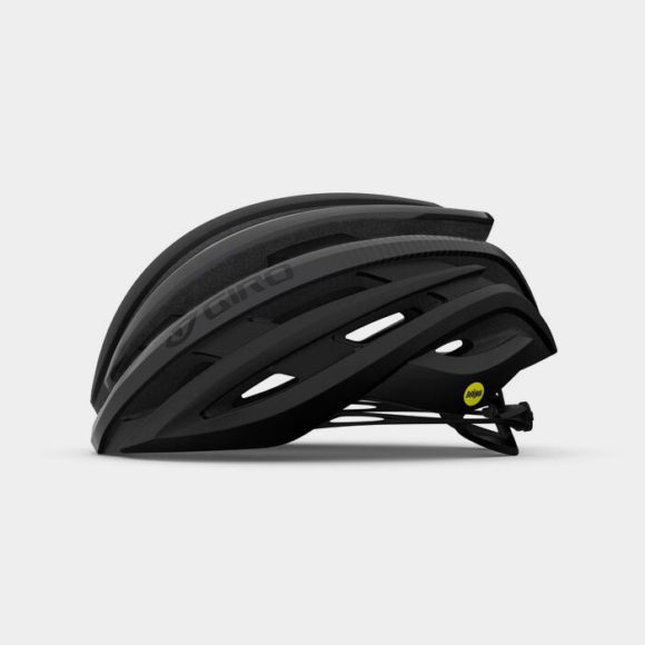 Cykelhjälm Giro Cinder MIPS Matte Black/Char, Medium (55 - 59 cm)
