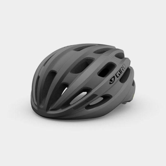 Cykelhjälm Giro Isode MIPS Matte Titanium, Universal Adult (54 - 61 cm)