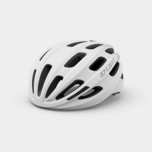 Cykelhjälm Giro Isode MIPS Matte Black Fade/Highlight Yello, Universal Adult (54 - 61 cm)