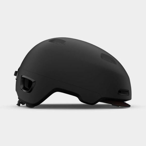 Cykelhjälm Giro Sutton MIPS Matte Black, Medium (55 - 59 cm)