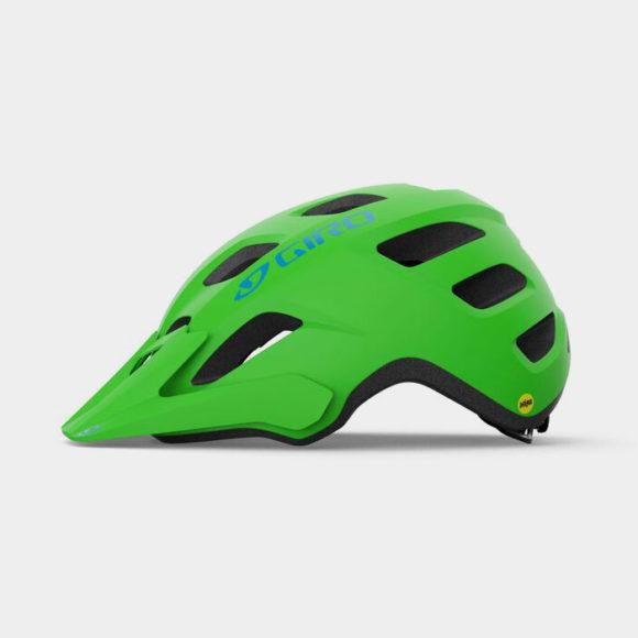 Cykelhjälm Giro Tremor MIPS Bright Green, Universal Youth (50 - 57 cm)
