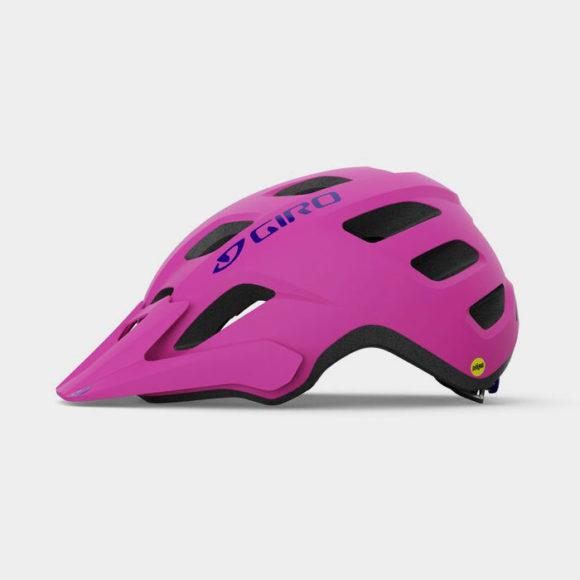 Cykelhjälm Giro Tremor MIPS Matte Bright Pink, Universal Youth (50 - 57 cm)
