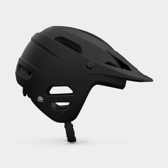 Cykelhjälm Giro Tyrant Spherical MIPS Matte Black Hype, Medium (55 - 59 cm)