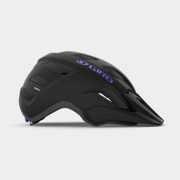 Cykelhjälm Giro Verce MIPS W Matte Black Electric Purple, Universal Women (50 - 57 cm)