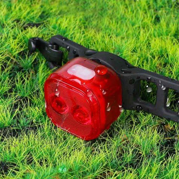 Baklampa Gaciron Safetylight 15 Red