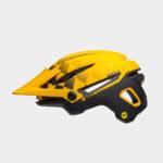 Cykelhjälm Bell Sixer MIPS Matte/Gloss Black/Gold Fasthouse, Small (52 - 56 cm)