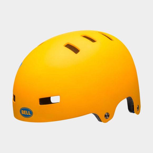 Cykelhjälm Bell Span Orange/ForceBlue, X-Small (49 - 53 cm)