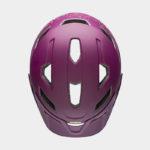 Cykelhjälm Bell Sidetrack MIPS Matte Plum Pear, Universal Youth (50 - 57 cm)
