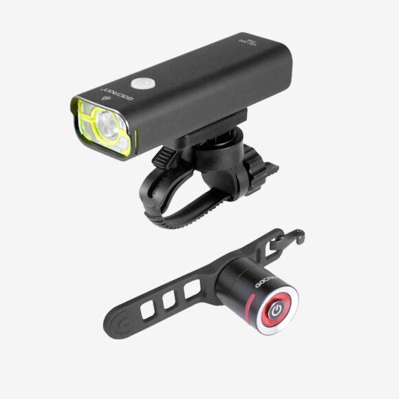 Lampset Gaciron Commuter X 800 / Powerglow
