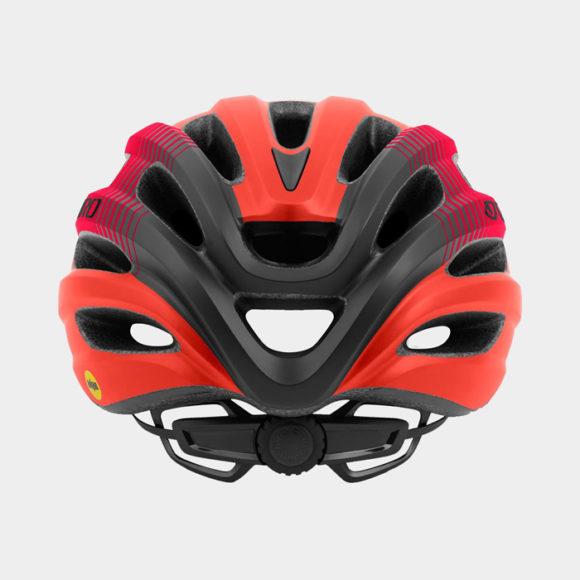 Cykelhjälm Giro Isode MIPS Matte Red/Black, Universal Adult (54 - 61 cm)