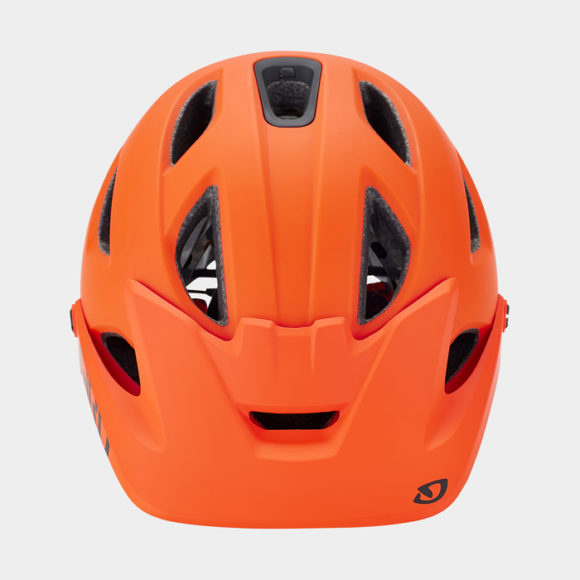 Cykelhjälm Giro Montaro MIPS Matte Deep Orange, Small (51 - 55 cm)