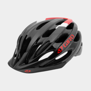 Cykelhjälm Giro Revel MIPS Black Bright Red, Universal Adult (54 - 61 cm)