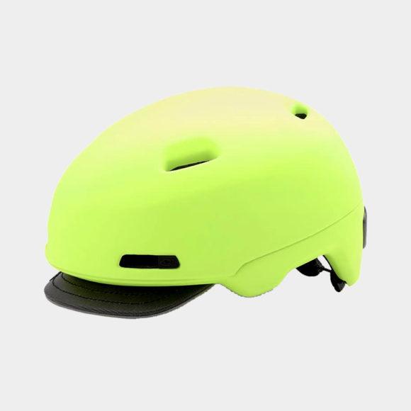 Cykelhjälm Giro Sutton MIPS Hi Yellow, Small (51 - 55 cm)