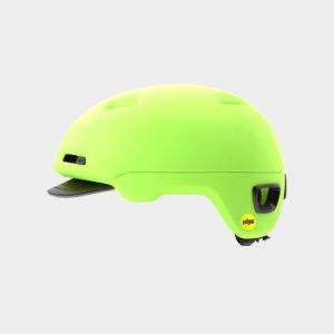 Cykelhjälm Giro Sutton MIPS Hi Yellow, Medium (55 - 59 cm)