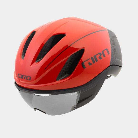 Cykelhjälm Giro Vanquish MIPS Bright Red, Medium (55 - 59 cm)
