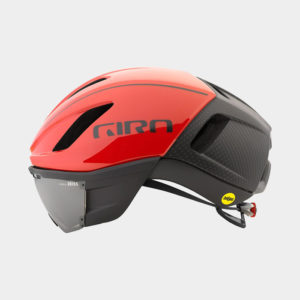 Cykelhjälm Giro Vanquish MIPS Bright Red, Large (59 - 62.5 cm)