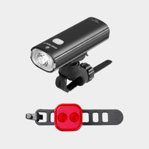 Lampset Gaciron Commuter 400 / Safetylight 15