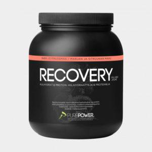 Återhämtningsdryck PurePower Pure Recovery Berries/Citrus, 1,6 kg