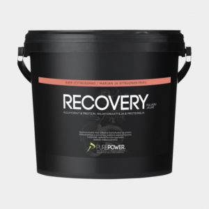 Återhämtningsdryck PurePower Pure Recovery Berries/Citrus, 3 kg