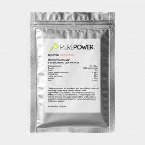 Återhämtningsdryck PurePower Pure Recovery Berries/Citrus, 50 gram