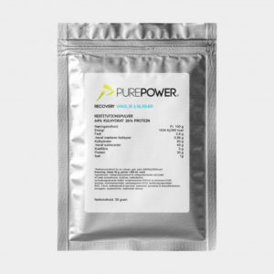 Återhämtningsdryck PurePower Pure Recovery Blueberry/Vanilla, 50 gram