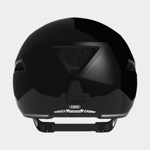 Cykelhjälm ABUS Yadd-I Shiny Black, Large (58 - 61 cm)