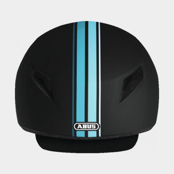 Cykelhjälm ABUS Yadd-I Streak Black, Large (58 - 61 cm)