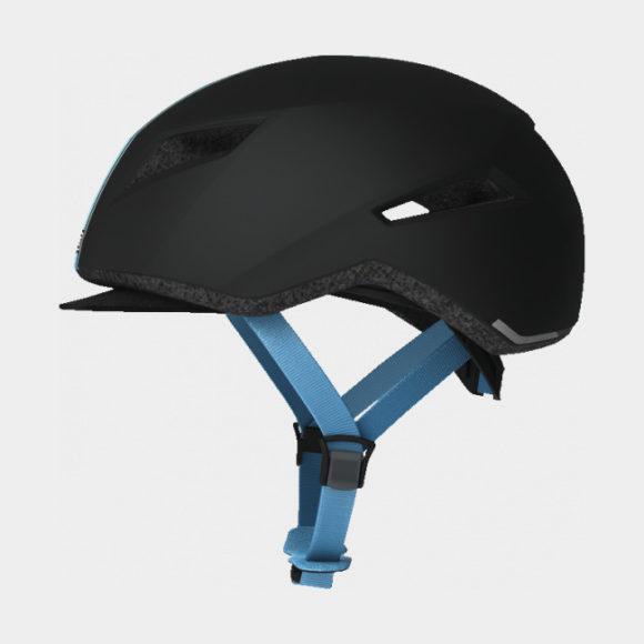 Cykelhjälm ABUS Yadd-I Streak Black, Small (51 - 55 cm)