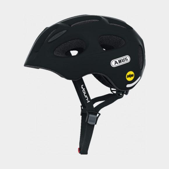 Cykelhjälm ABUS Youn-I MIPS Velvet Black, Medium (52 - 57 cm)