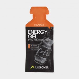 Energigel PurePower Energy Gel Cola, 40 gram