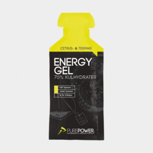 Energigel PurePower Energy Gel Lemon Tea, 40 gram
