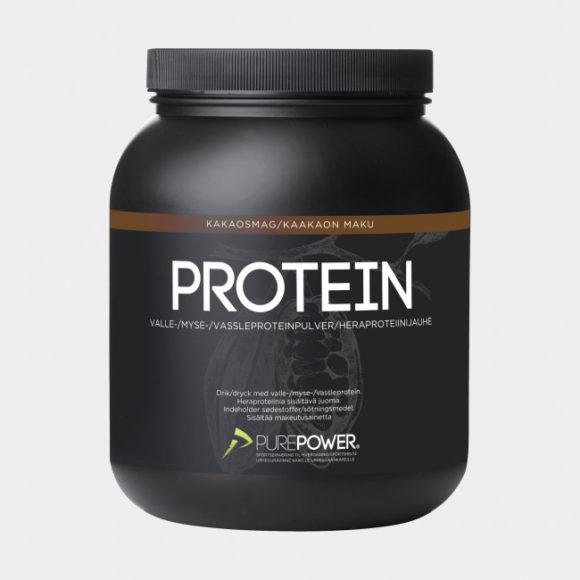 Proteinpulver PurePower Chocolate, 1 kg