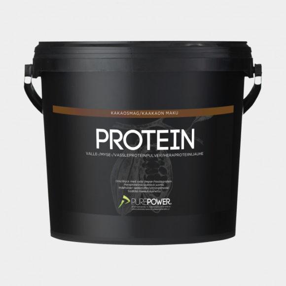 Proteinpulver PurePower Chocolate, 3 kg