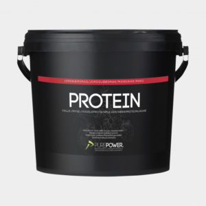 Proteinpulver PurePower Strawberry, 3 kg
