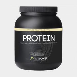 Proteinpulver PurePower Vanilla, 1 kg