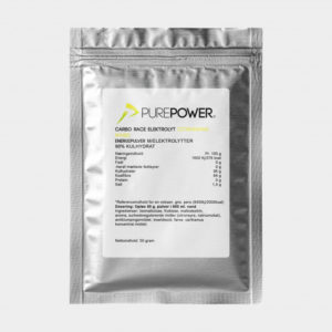 Sportdryck PurePower Carbo Race Electrolyte Citrus, 1,5 kg