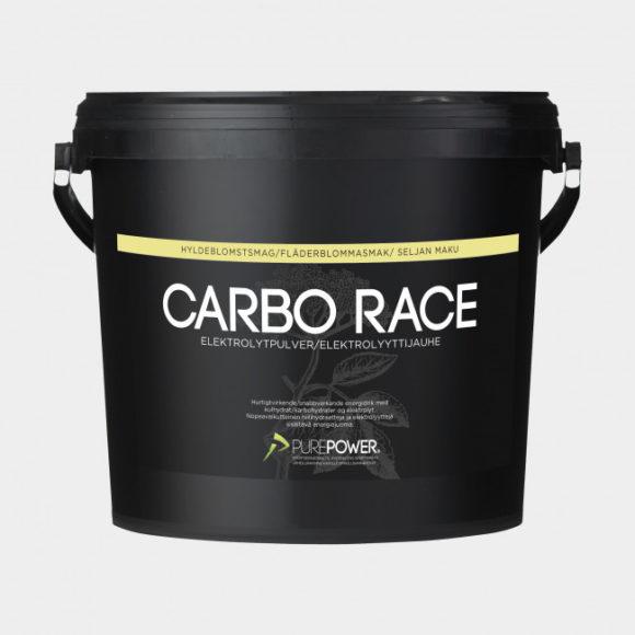 Sportdryck PurePower Carbo Race Electrolyte Elderflower, 3 kg