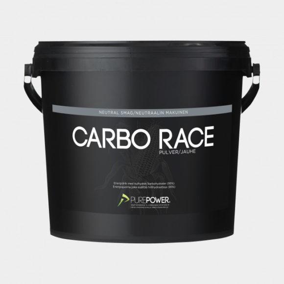 Sportdryck PurePower Carbo Race Neutral, 3 kg