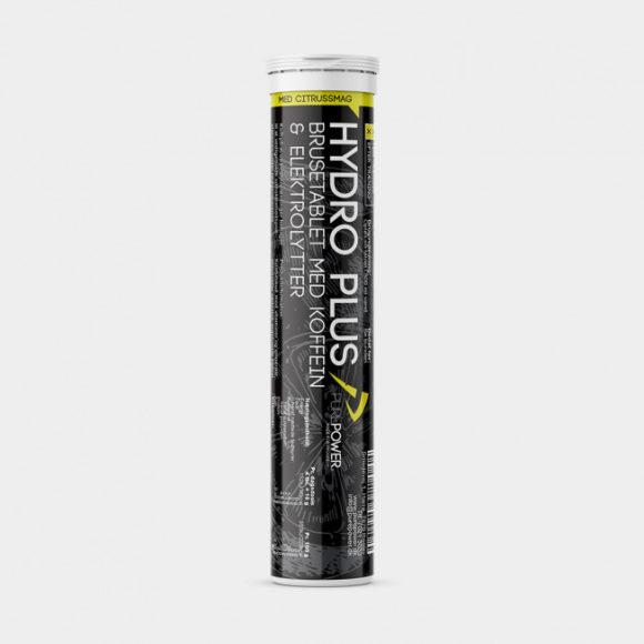 Sportdryck PurePower Hydro Plus Citrus, 20 tabletter