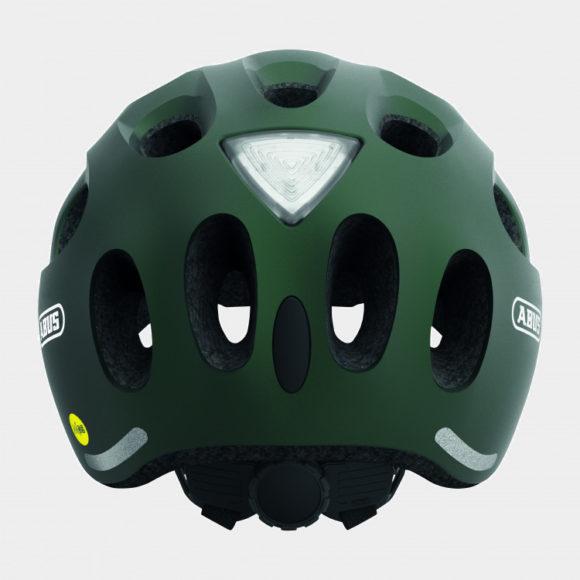 Cykelhjälm ABUS Youn-I ACE MIPS Metallic Green, Large (56 - 61 cm)