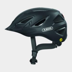 Cykelhjälm ABUS Urban-I 3.0 MIPS Velvet Black, Large (56 - 61 cm)
