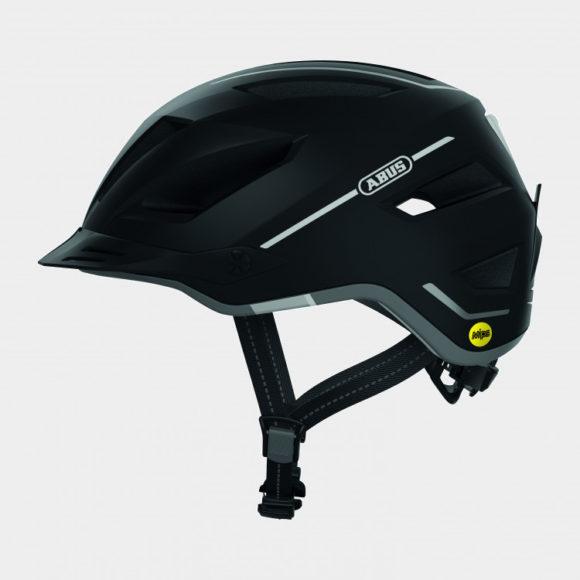 Cykelhjälm ABUS Pedelec 2.0 MIPS Velvet Black, Large (56 - 62 cm)