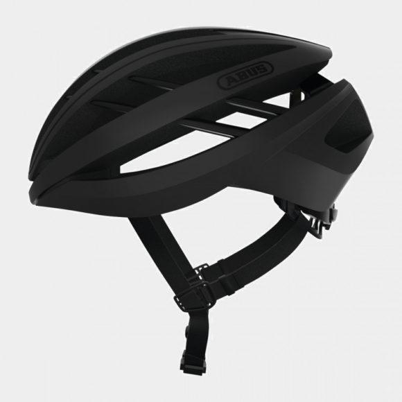 Cykelhjälm ABUS Aventor MIPS Velvet Black, Medium (54 - 58 cm)