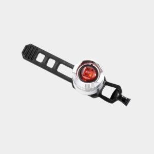 Baklampa Ruby Diamond Safety light Red