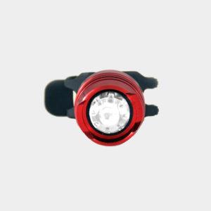 Framlampa Ruby Diamond Safety light White