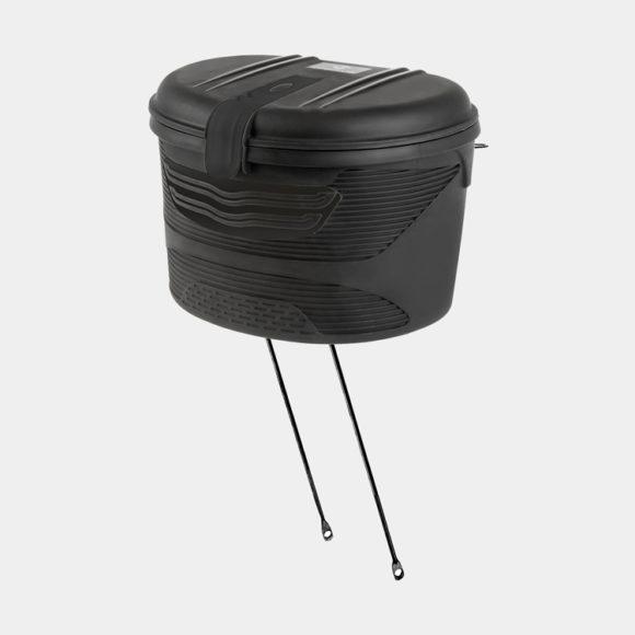 Packbox M-Wave Amsterdam Box Front, låsbar, 17 liter