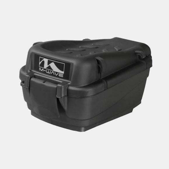 Packbox M-Wave Amsterdam Easy Box, för pakethållare, 5 liter
