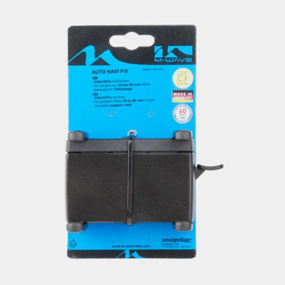 Mobilhållare M-Wave Auto Navi Fix, för 4QuickFix-fäste