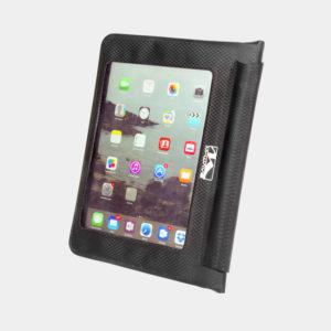 Tabletväska M-Wave Black Bay XL, inkl. styrfäste