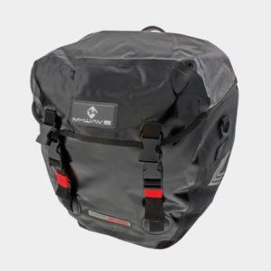 Pakethållarväskor M-Wave Montreal Pannier, 2 x 20 liter